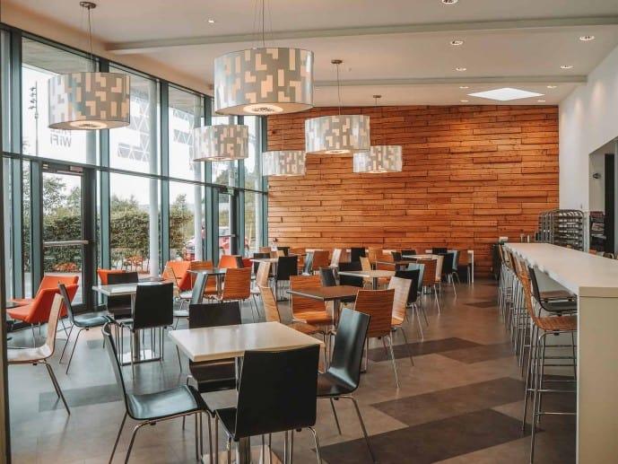 The Helix Café