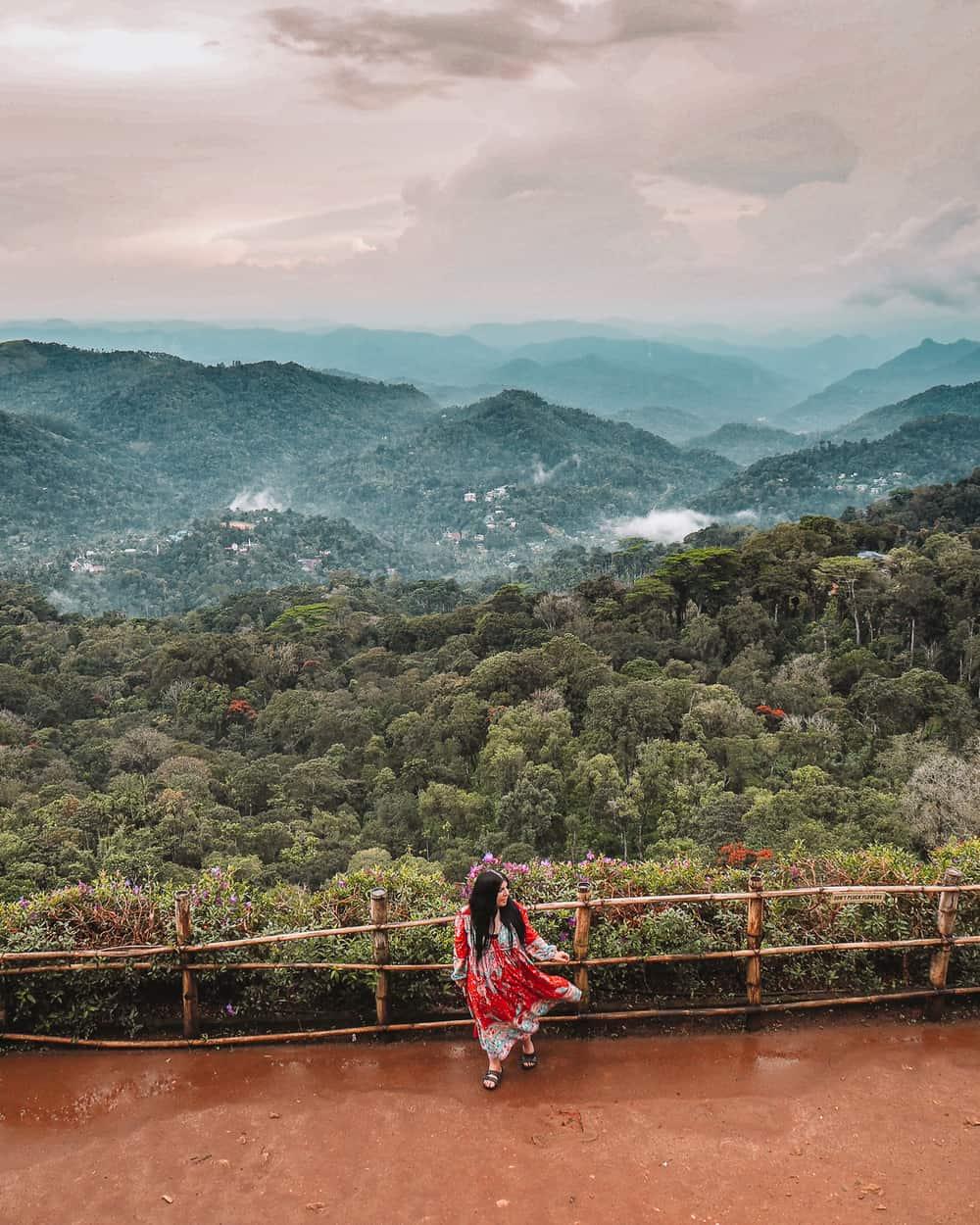 Karadipara Viewpoint | Things to do in Munnar