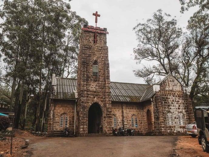 Christ church Munnar