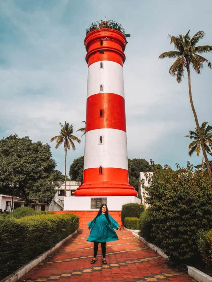 Alappuzha Lighthouse Museum | Places to visit in Alleppey