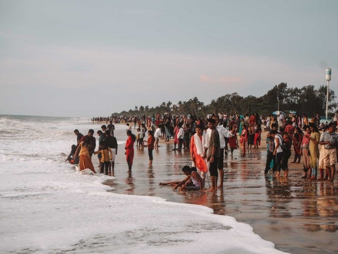 Alleppey Beach Kerala | Places to visit in Alleppey