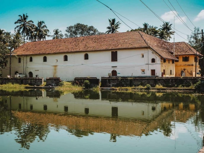 Dutch Palace   Things to do in Fort Kochi