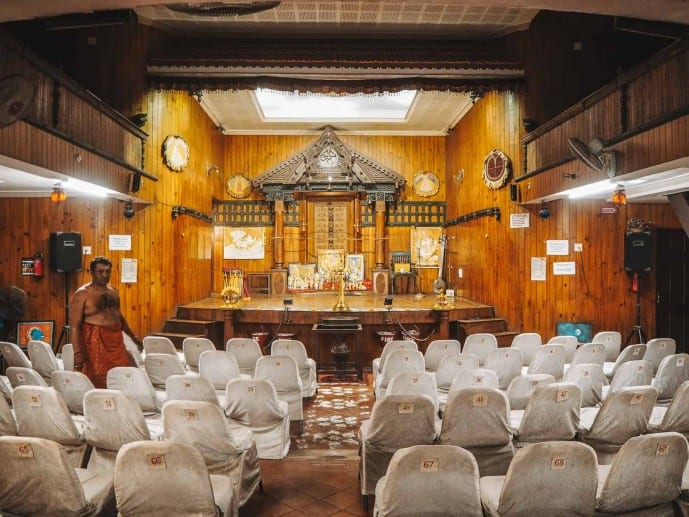 Kathakali Cultural Centre in Fort Kochi