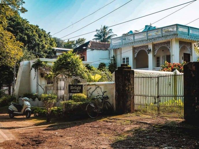 Delight Homestay in Fort Kochi