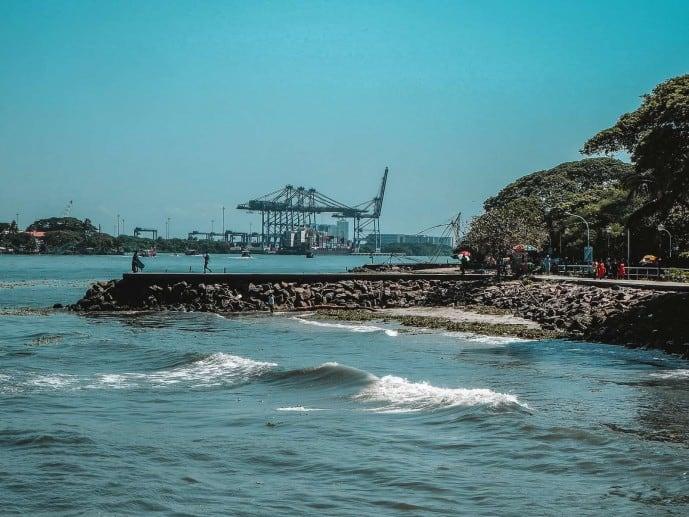 Chinese fishing nets photo spots