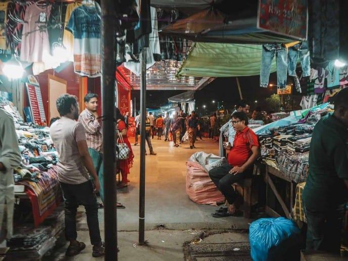 Esplanade Market Kolkata