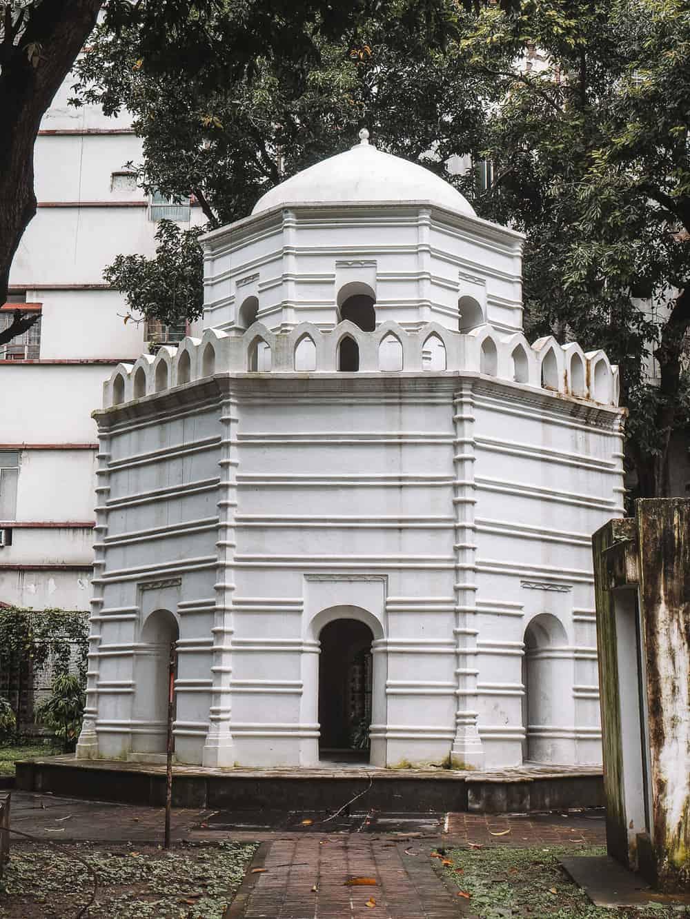 Job Charnok Grave Kolkata