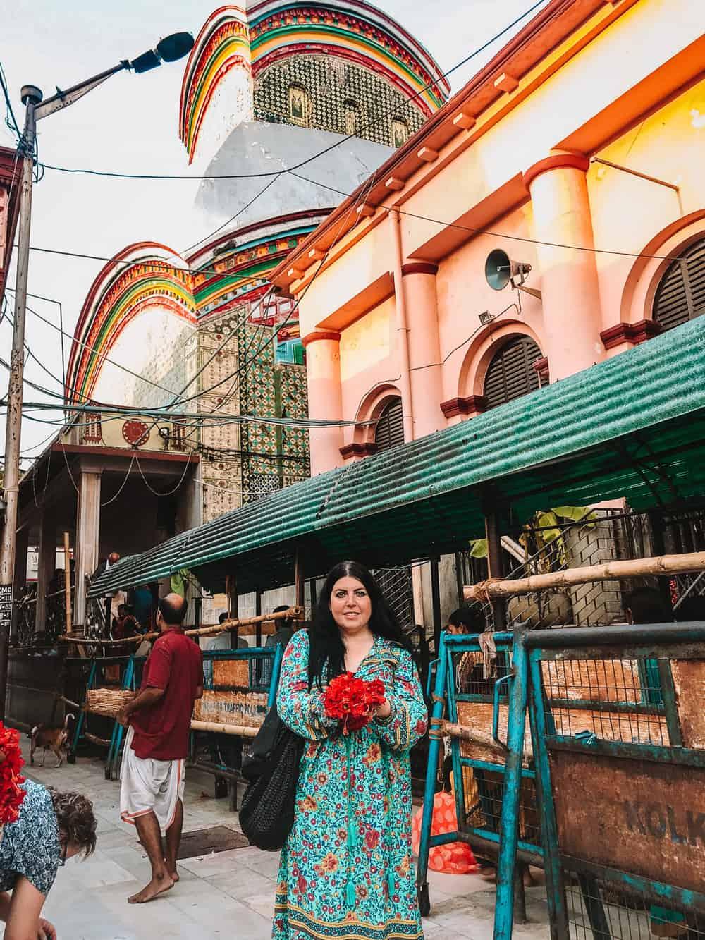 Kalighat temple Kolkata