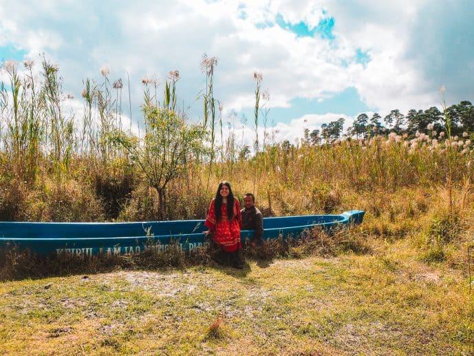 Phumdis in Loktak Lake!