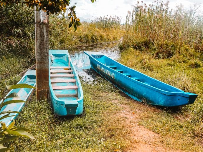 Kiebul Lamjao National Park boat ride