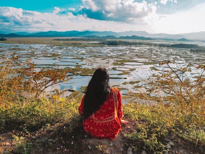 Loktak Lake Viewpoint Manipur