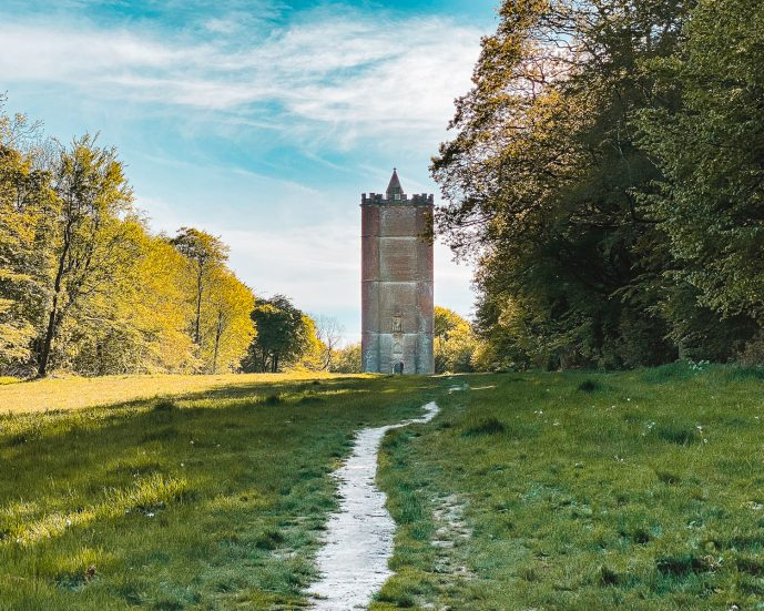 King Alfred's Tower Walk