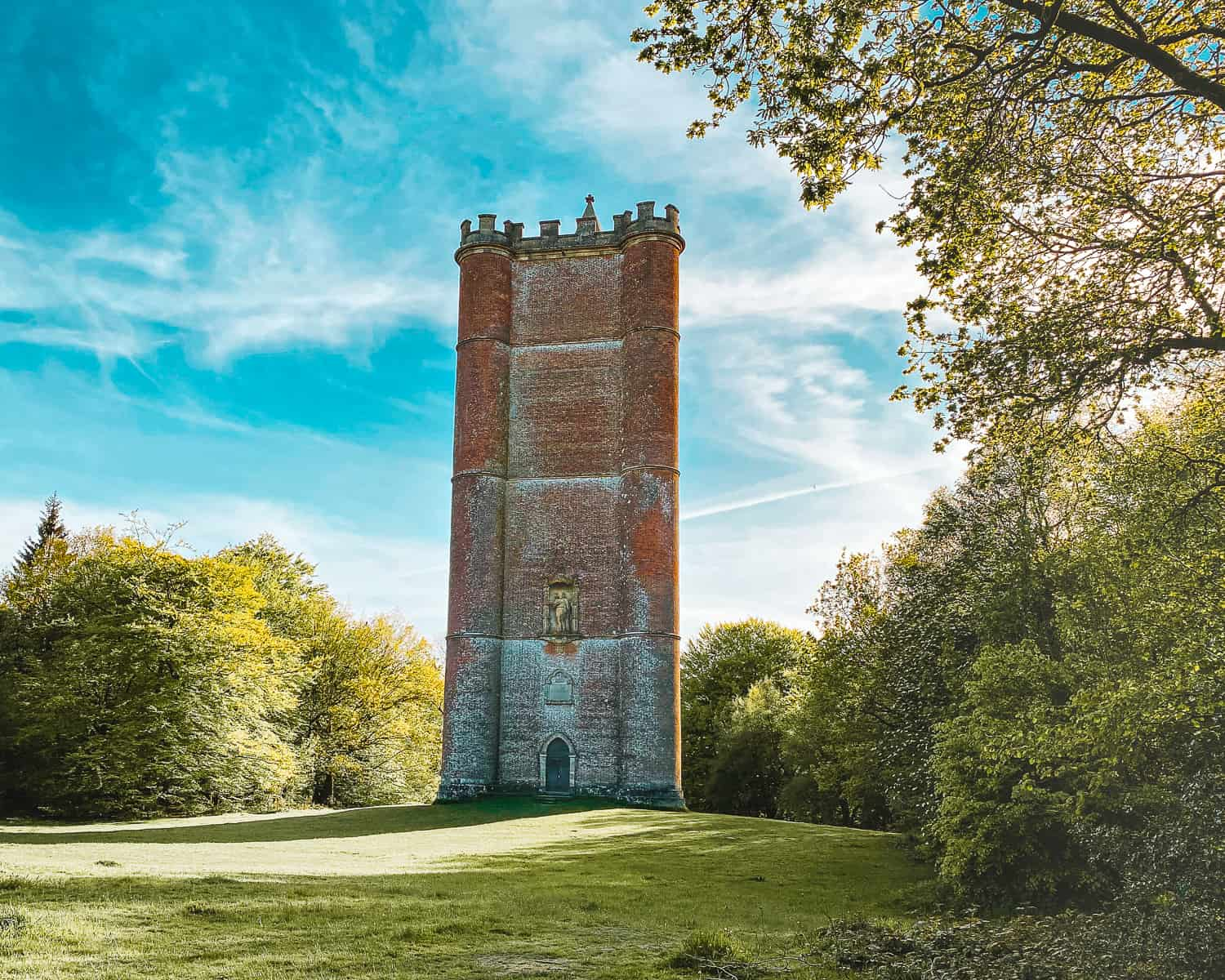 King Alfred's Tower Stourhead