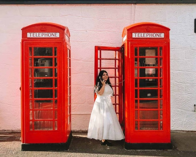 The First and Last telephone boxes of England | Things to do in Land's End