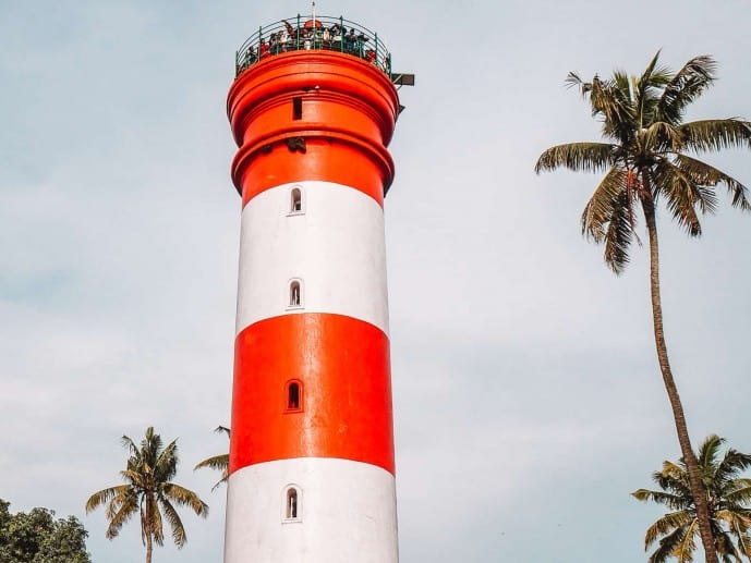 Alappuzha Lighthouse history