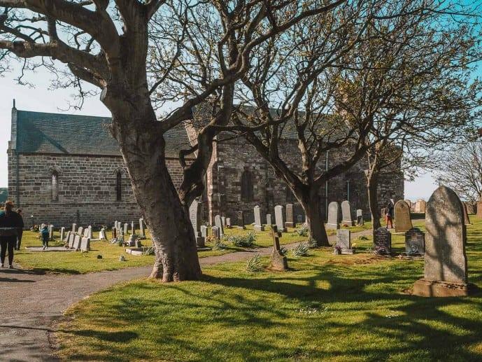 St Mary's Church, Lindisfarne
