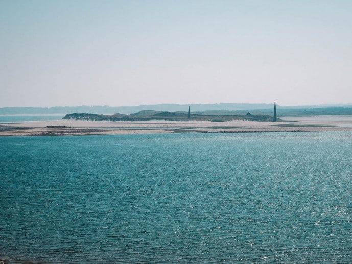 Vikings Lindisfarne Island