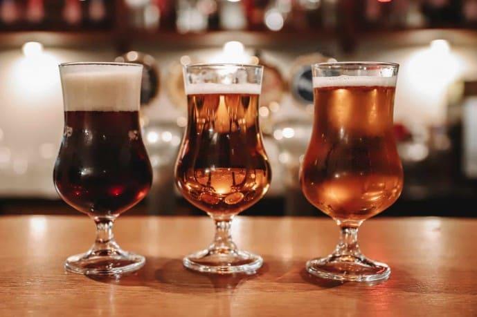 Craft Beers in Vilnius