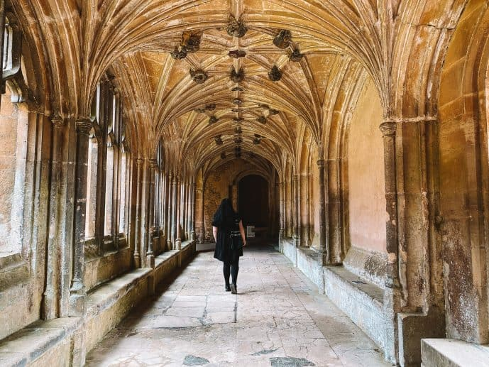 Lacock Harry Potter filming Locations