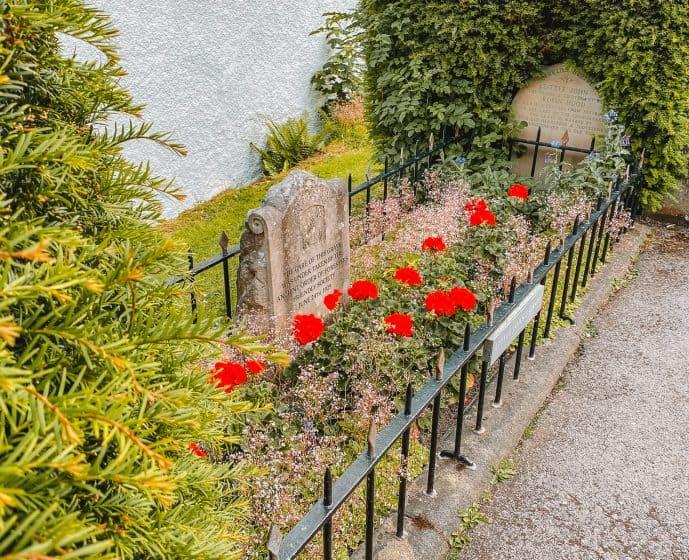 Little John's Grave Hathersage