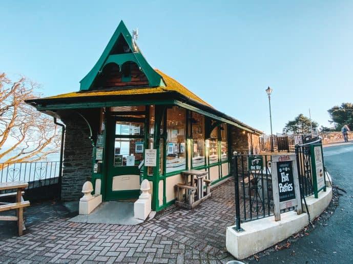 Lynton Cliff Top Cafe