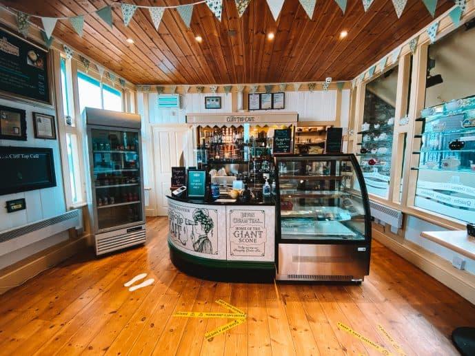 Lynton Clifftop Cafe