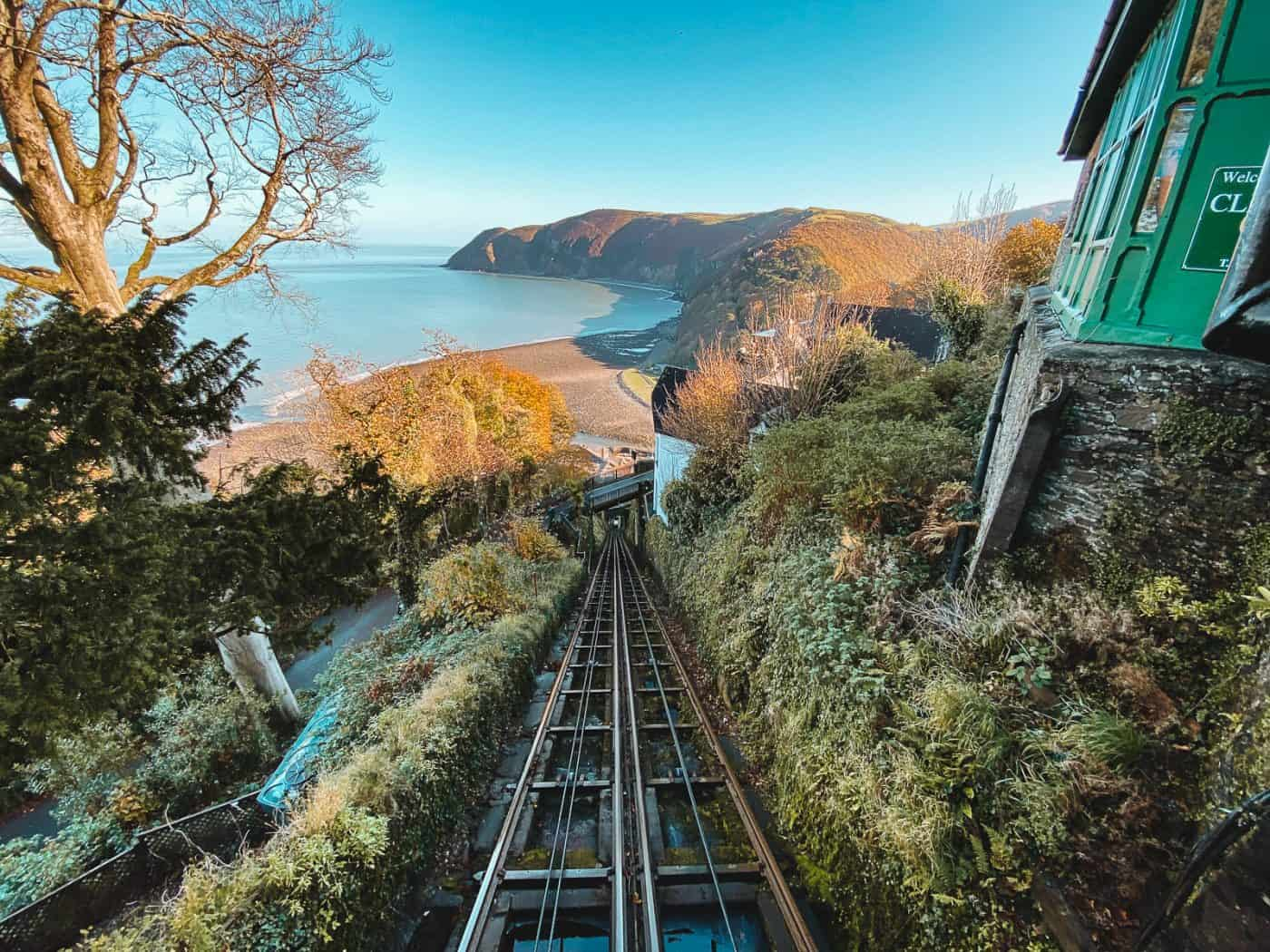 Lynton and Lynmouth Cliff Railway