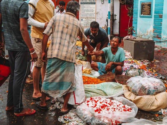 Mullick Ghat market