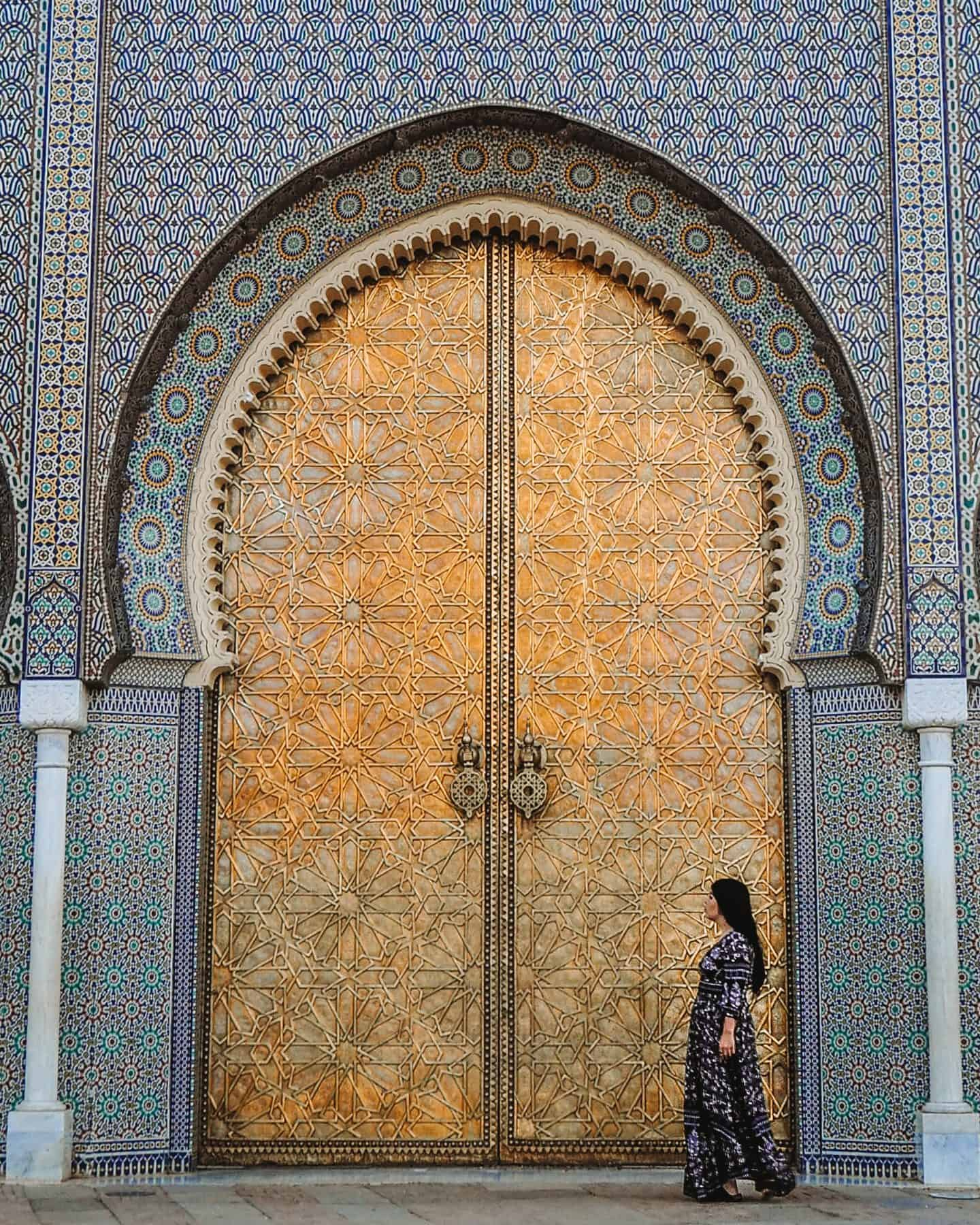 travel guide fes morocco