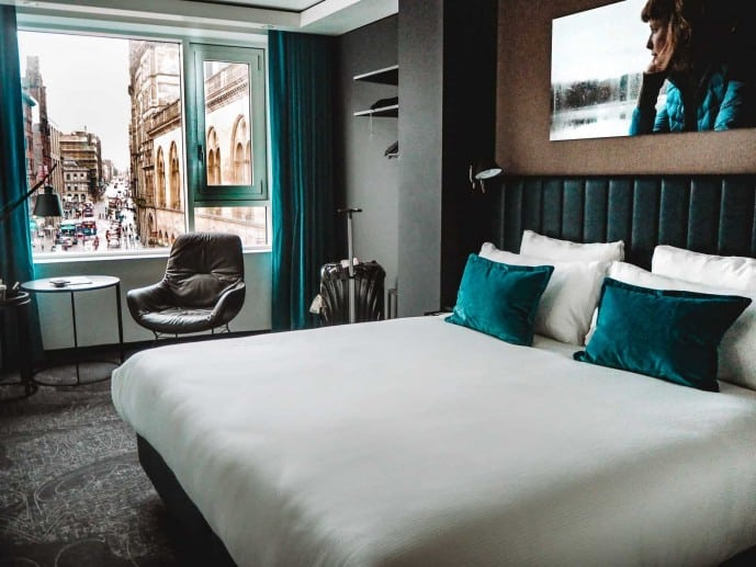 Motel One Room