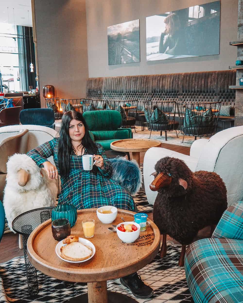 Motel One Glasgow Breakfast