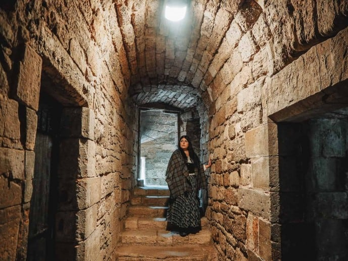 Linlithgow Palace Wentworth Prison