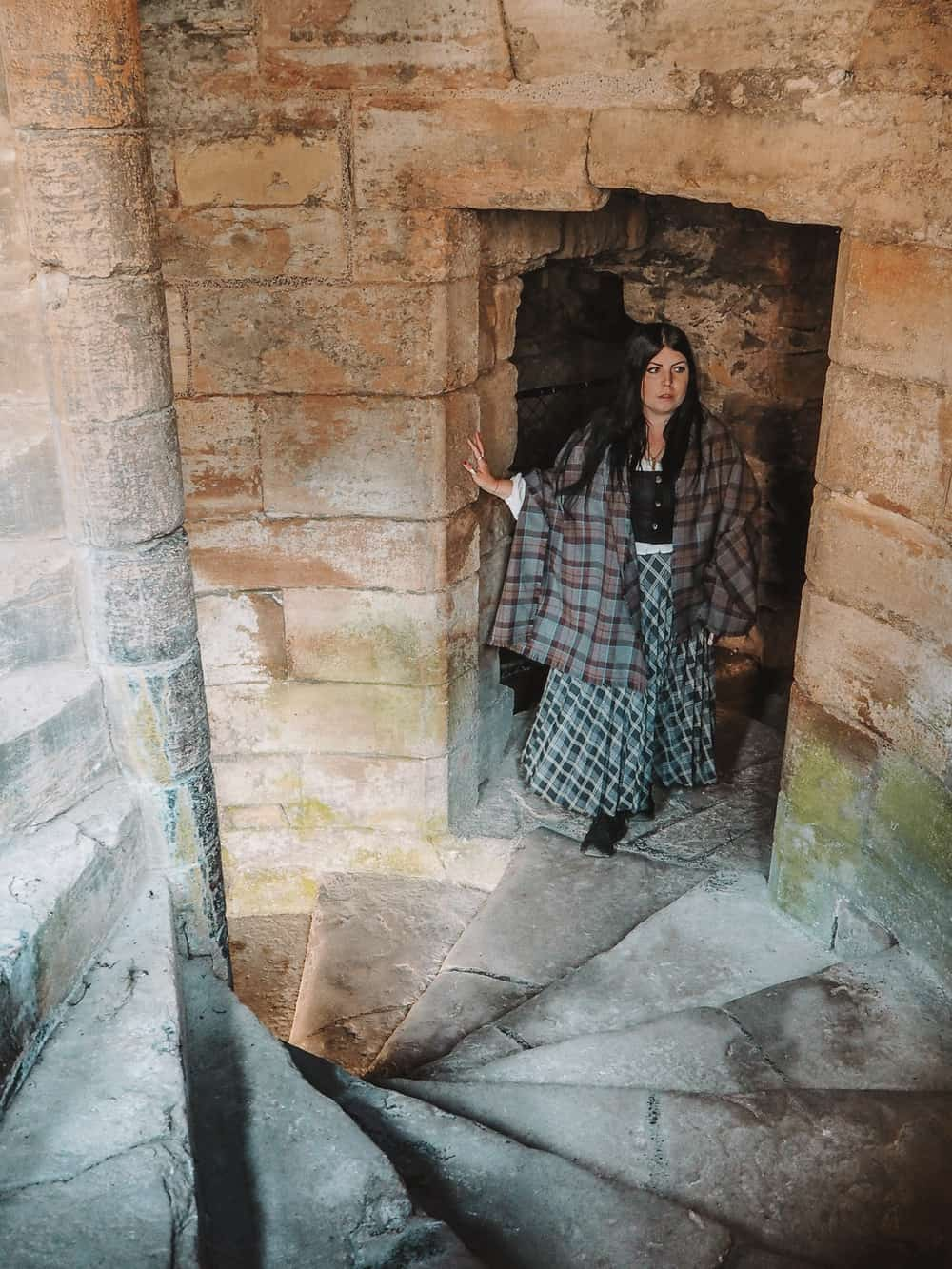 Linlithgow Palace Outlander Location Wentworth Prison