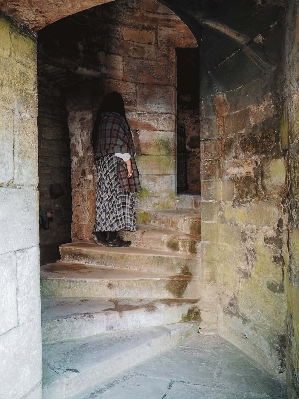 Linlithgow Palace Outlander locations