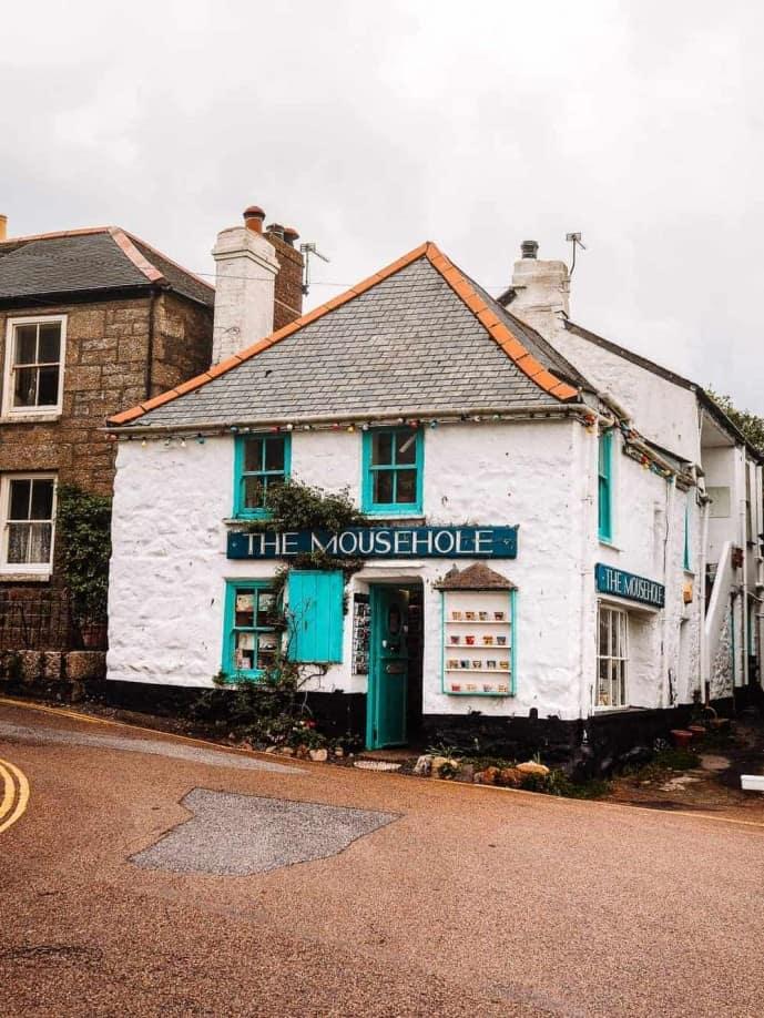 The Mousehole Shop