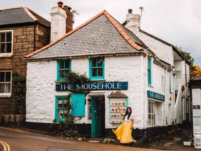 Things to do in Mousehole | The Mousehole Shop