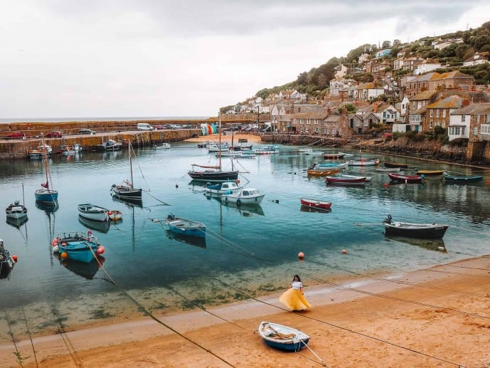 Things to do in Mousehole Cornwall