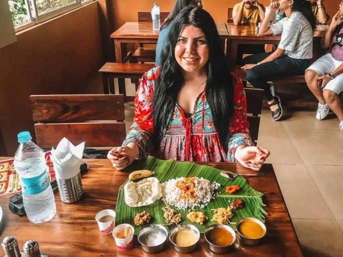 Kochi to Munnar restaurant