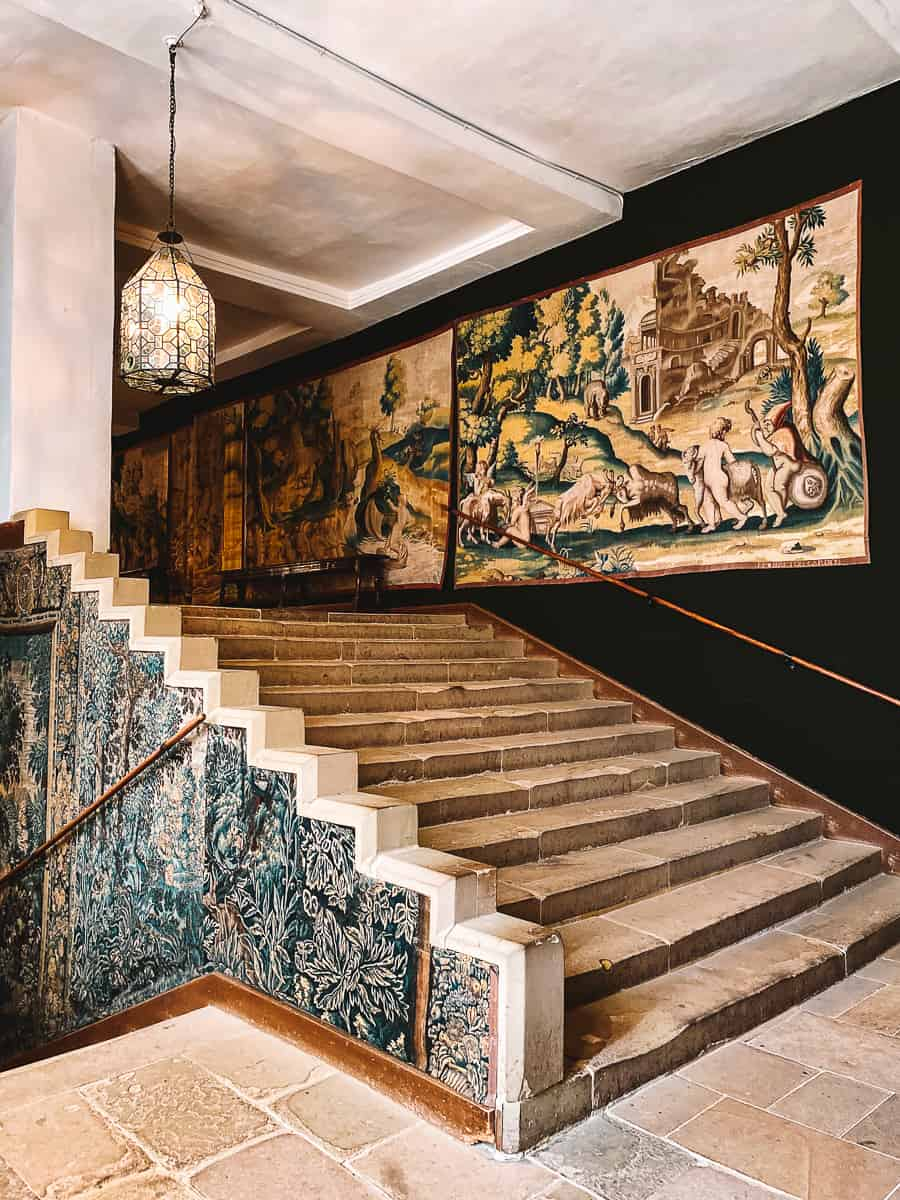 Hardwick Hall Tapestries