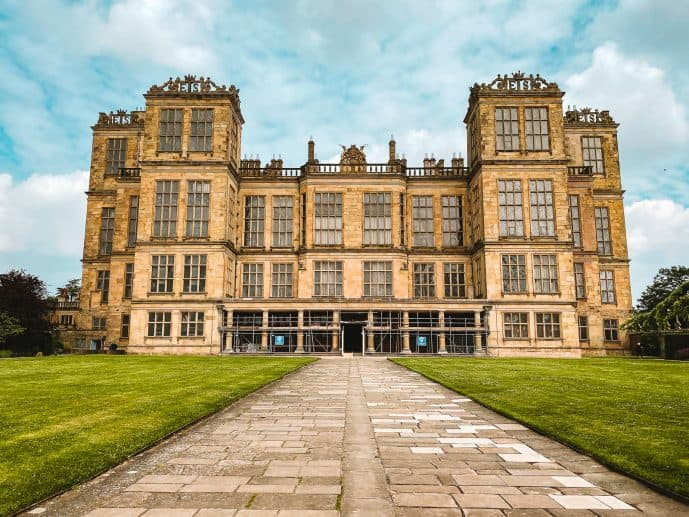 Hardwick Hall Malfoy Manor