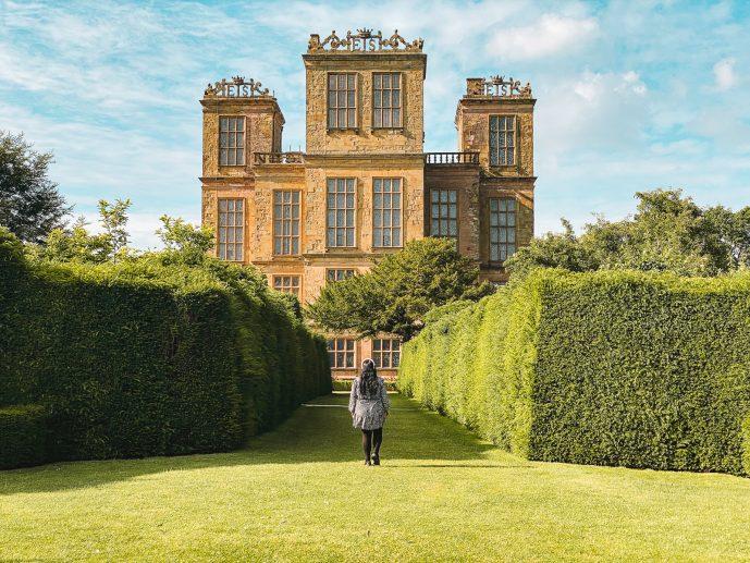 Harry Potter Hardwick Hall Malfoy Manor filming location