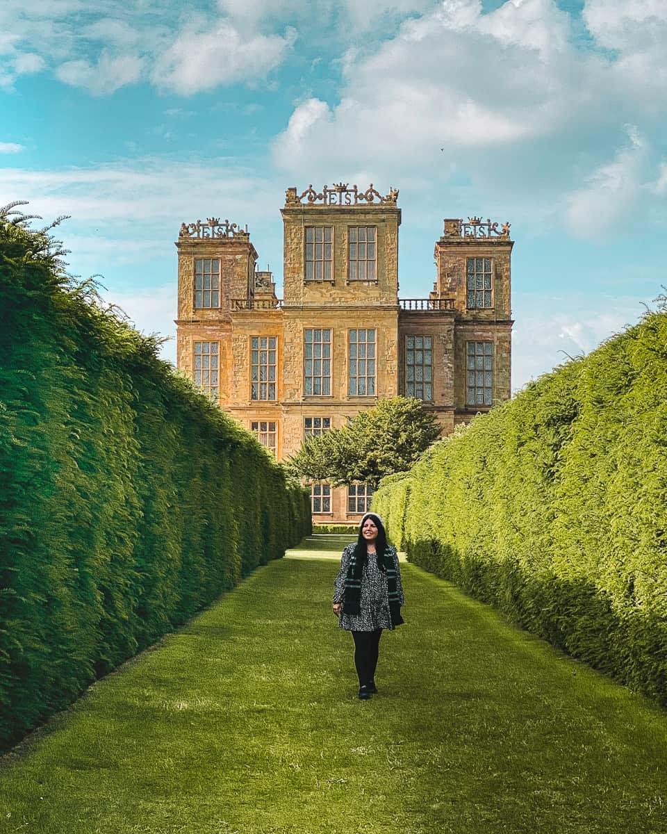 Hardwick Hall Harry POtter Deathly Hallows Malfoy Manor