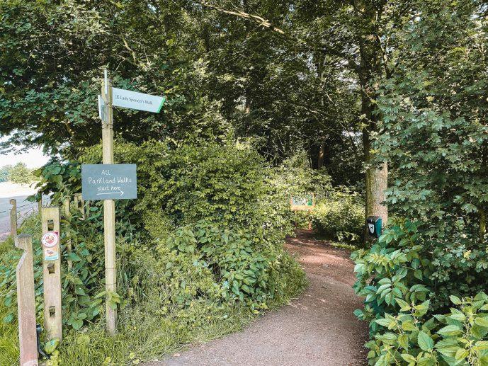 Hardwick Hall walks