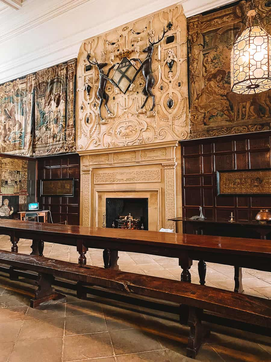 Inside Malfoy Manor Hardwick Hall
