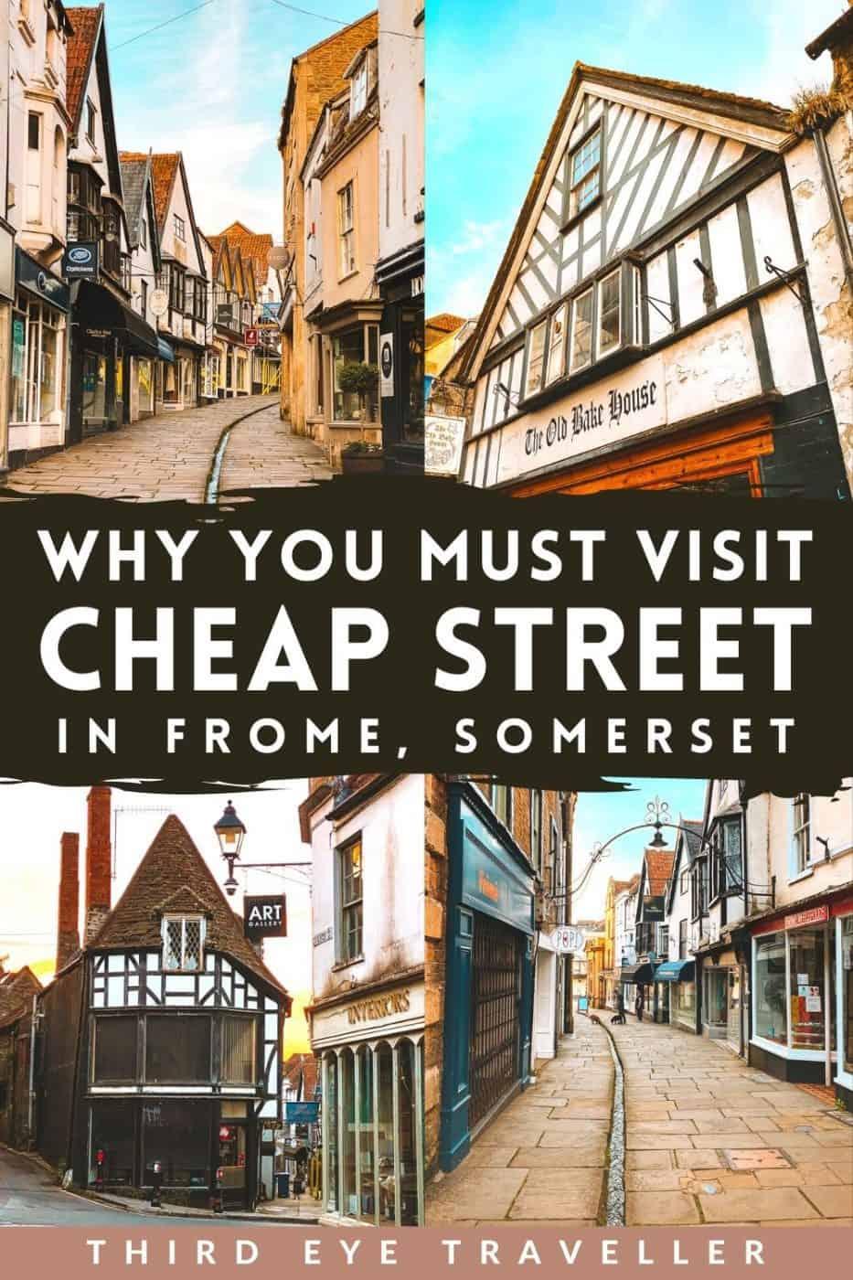 Cheap Street Frome