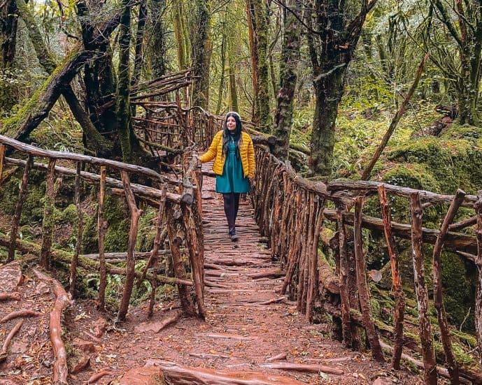 High Bridge Puzzlewood Merlin filming location