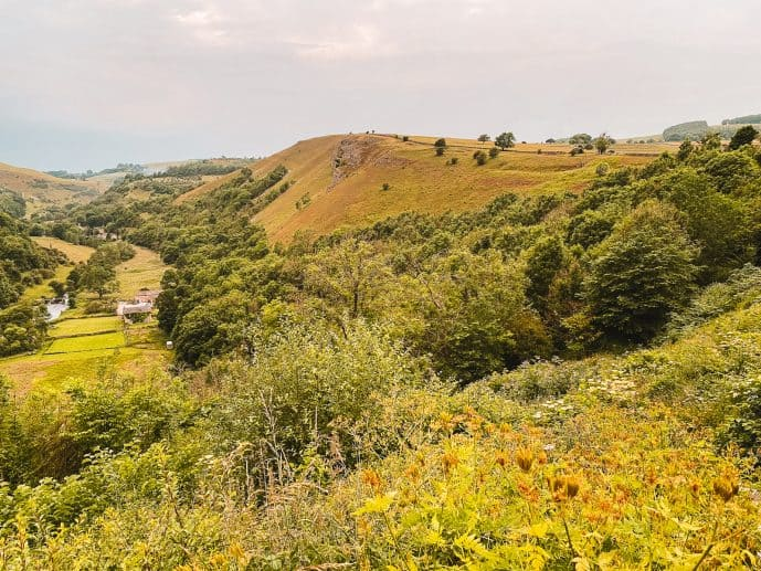 Monsal Head Viewpoint Peak District