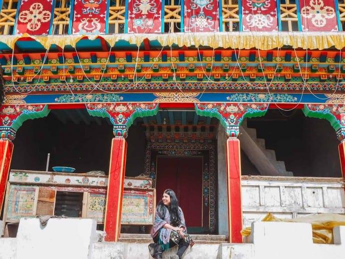 Ritshow Gompa Namshu Village