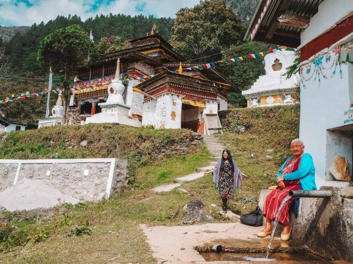 Namshu Monastery Ritshow Gompa