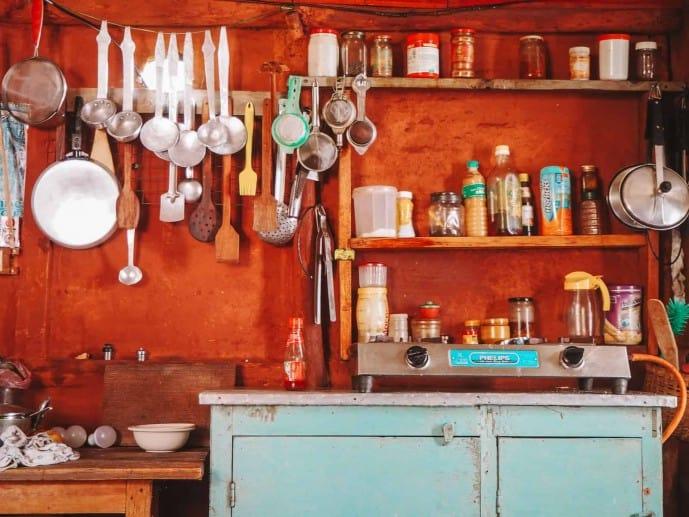 Arunachal Pradesh Kitchen
